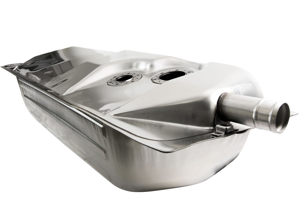 1938-40 CAR, 1938-41 PICKUP STAINLESS STEEL GAS TANK