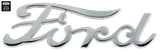 Hood Side Emblem, Ford; 1939 Car, 1939-40 Pickup, 1940 Standard