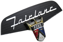 Load image into Gallery viewer, 1956 FAIRLANE TRUNK EMBLEM