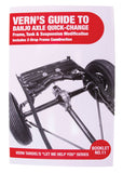 BOOK BANJO AXLE QUICK-CHANGE-MODIFY