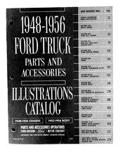 Load image into Gallery viewer, 1948-56 PICKUP CHASSIS & BODY PARTS MANUAL
