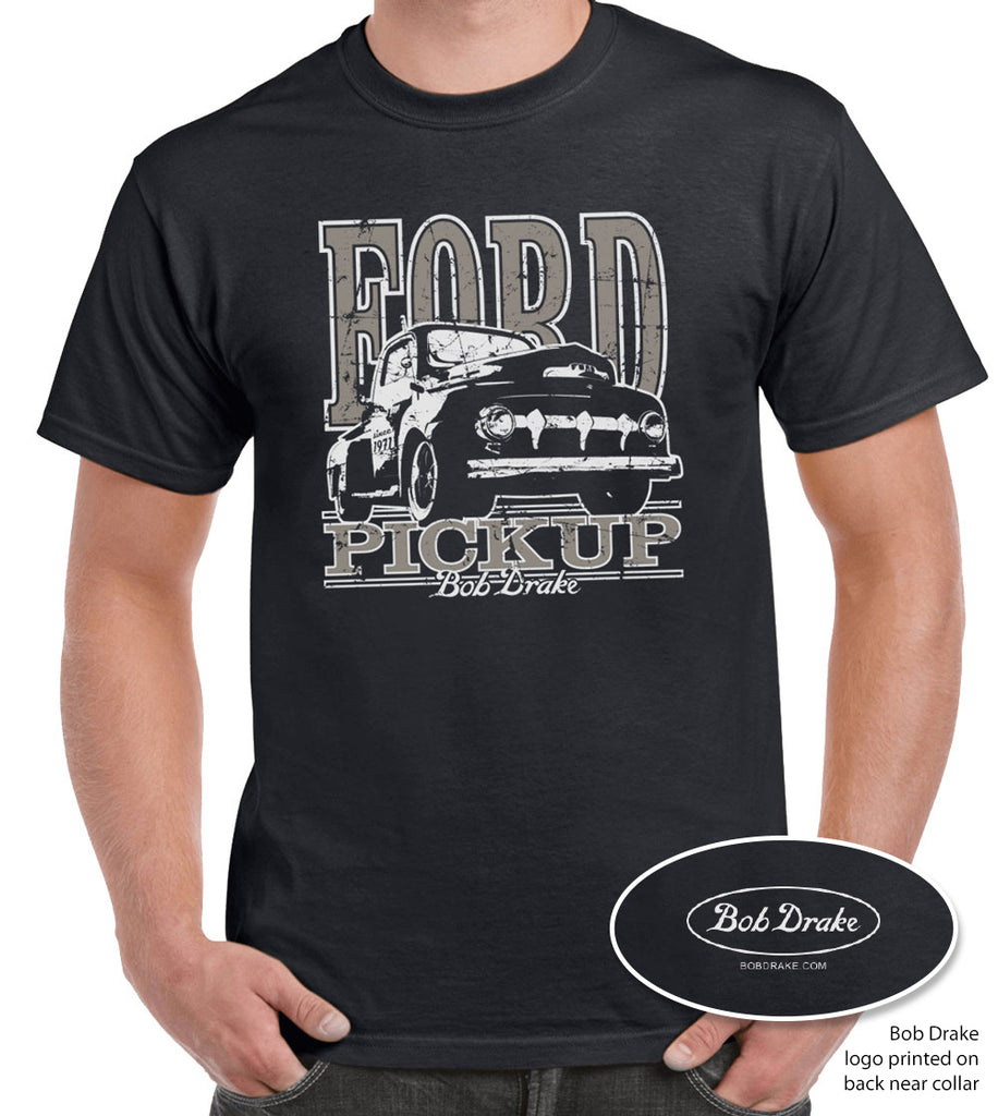T-SHIRT FORD PICKUP, 2X-LARGE