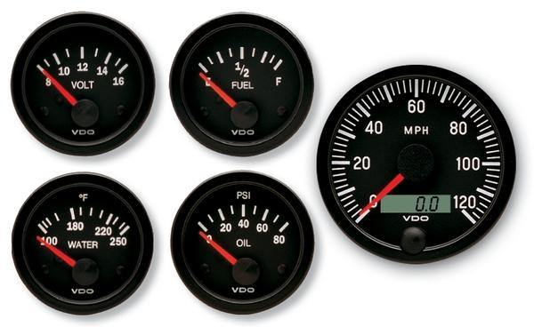 VDO GAUGE KIT (VISION) FORD