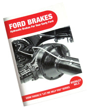 Load image into Gallery viewer, BOOK FORD BRAKES- SERVICE/REPAIR
