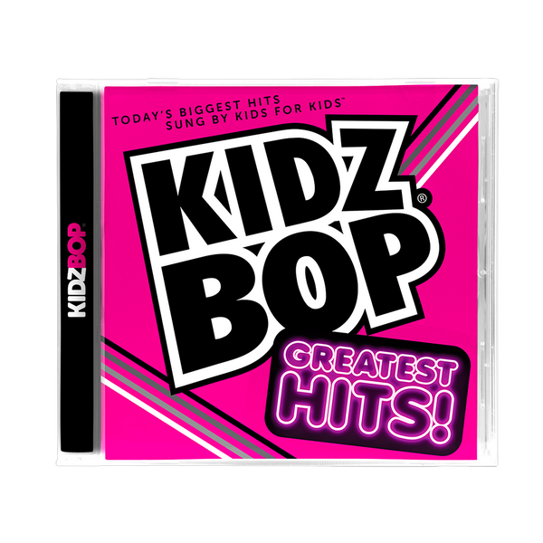 KIDZ BOP Greatest Hits! CD