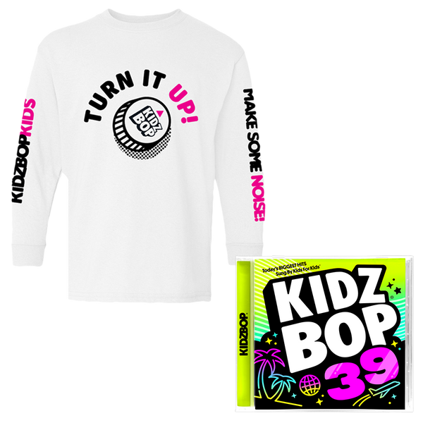 KIDZ BOP 39 Awesome Bundle [PRE-ORDER]