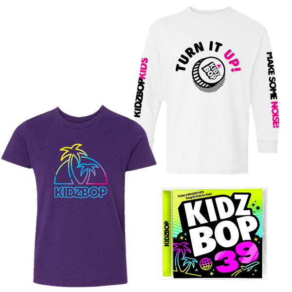 KIDZ BOP 39 Super Bundle