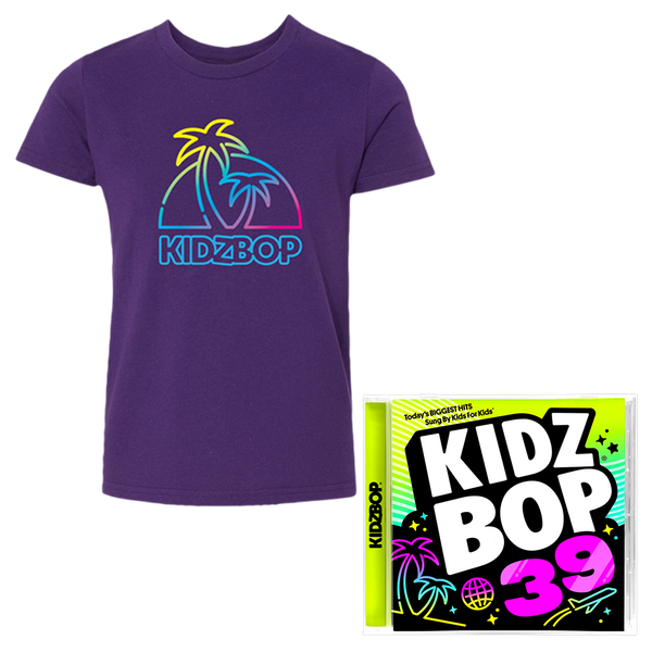KIDZ BOP 39 Amazing Bundle
