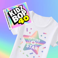 KIDZ BOP 40 Amazing Bundle