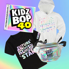 KIDZ BOP 40 Awesome Bundle [Pre-Order]