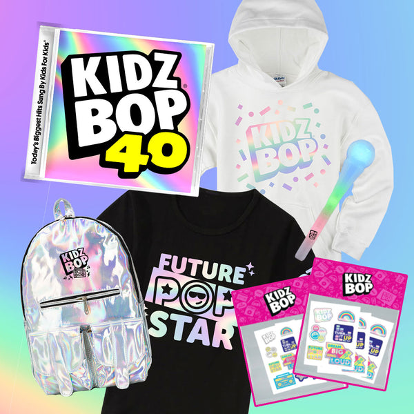 KIDZ BOP 40 Ultimate Bundle