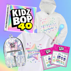 KIDZ BOP 40 Ultimate Bundle [Pre-Order]