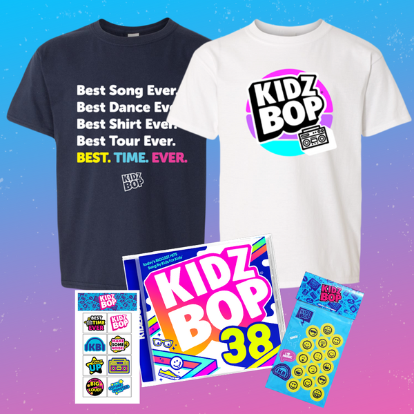 KIDZ BOP 38 Super Bundle