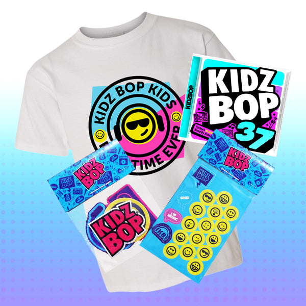 KIDZ BOP 37 Awesome Bundle [PRE-ORDER]