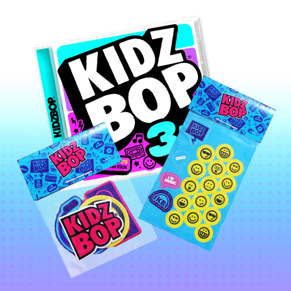 Kidz Bop 37 CD Bundle