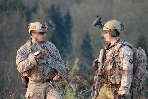 Various Camo Patterns Offer Tactical Patches Versatility In The Field