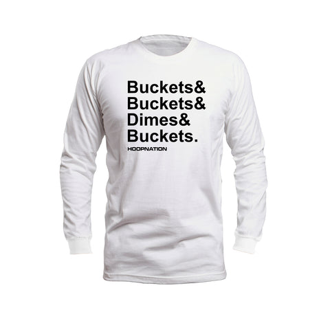 Dimes & Buckets Long Sleeves II