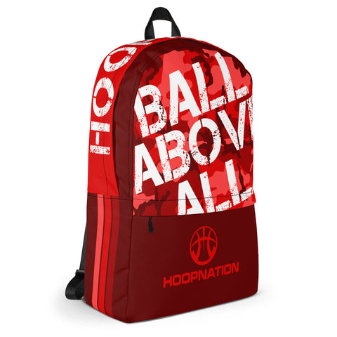 Ball Above All Backpacks