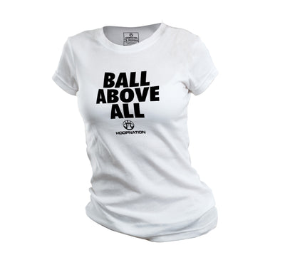 Ball Above All Women's Tee