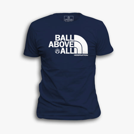 Ball Above All Tee