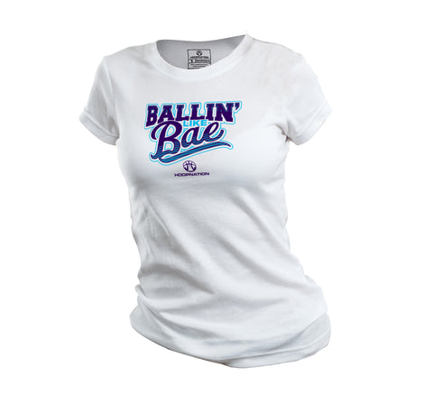 Ballin Like Bae Women's Tee II