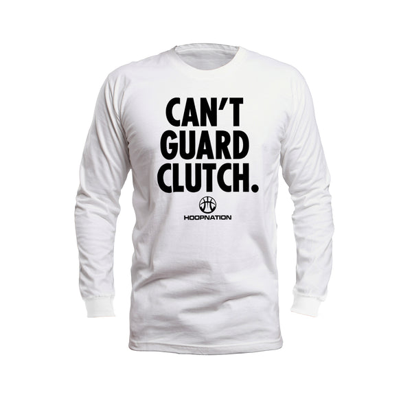 Can't Guard Clutch Long Sleeves