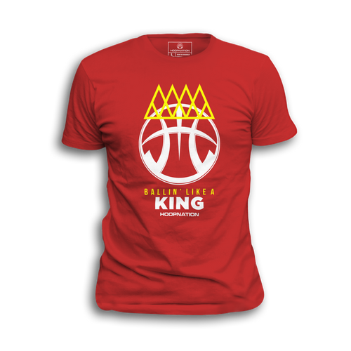 Ballin Like A King Tee ALL