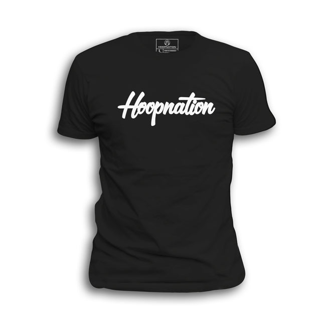 Hoopnation Cursive Tee I ALL