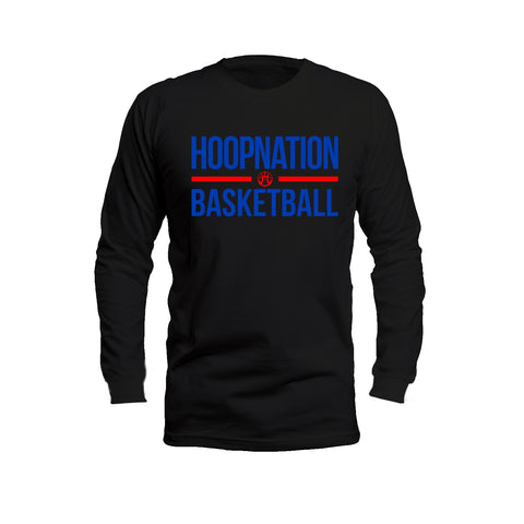 HN Basketball Long Sleeves