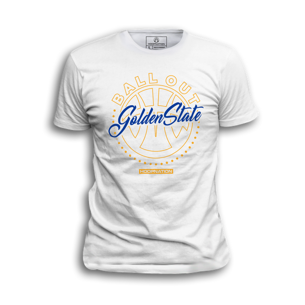 Home Team Golden State Tee