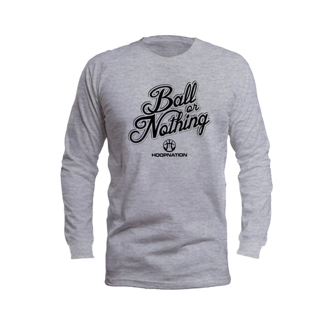 Ball Or Nothing Long Sleeves