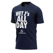 Wet J's All Day Tee All Color