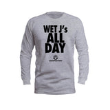 Wet J's All Day Long Sleeves