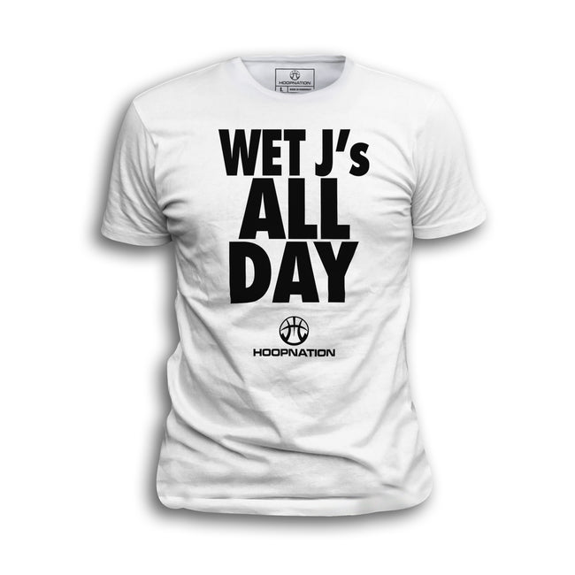 Wet J's All Day Tee ALL