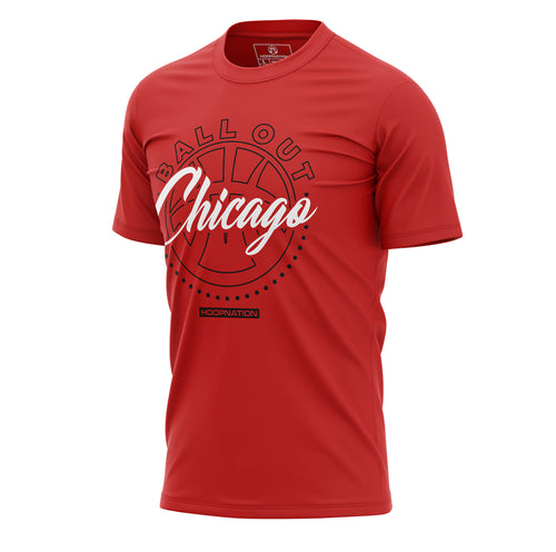 Home Team Chicago Tee