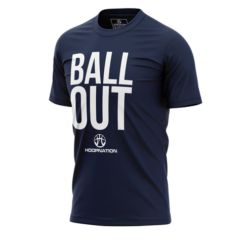 Ball Out Tall Tee