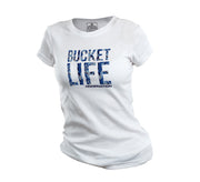 Bucket Life Camo Tall  Women's Tee