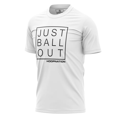 Just Ball Out III Tee