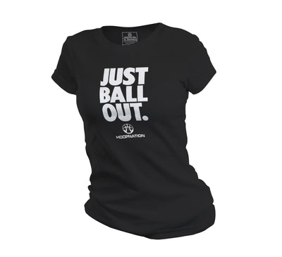 Just Ball Out Women's Tee