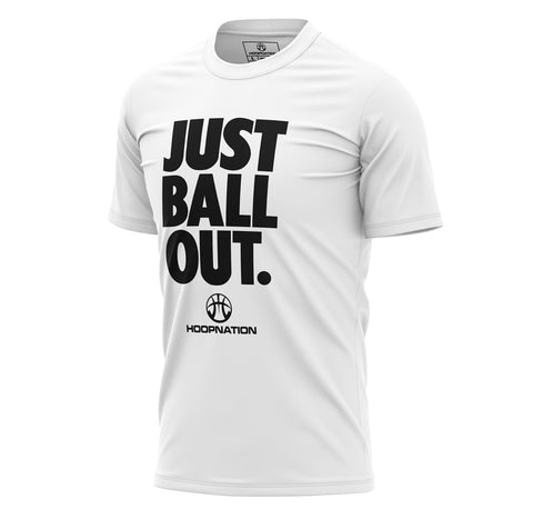 Just Ball Out Tee *