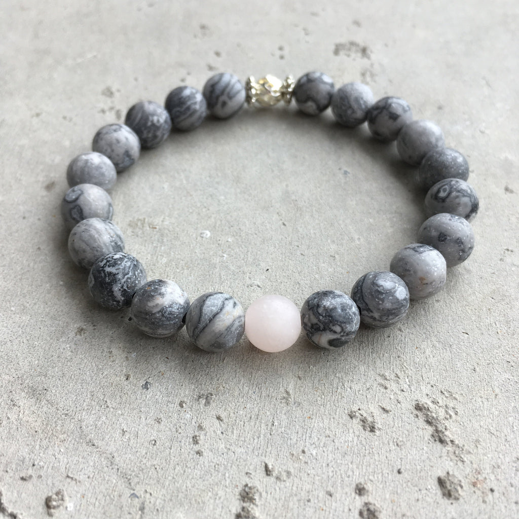 Rose Quartz Center - aneshkas
