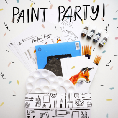 Let's Paint Party!
