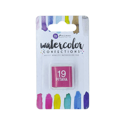 Watercolor Confections Single - 19 Pitaya