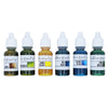 Greenery - Liquid Watercolor Paint Set