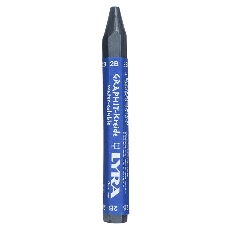 Graphite Water-Soluble Crayon 2B