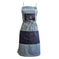 Let's Make Art Handcrafted Crossback Apron
