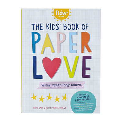 The Kids Book of Paper Love
