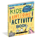 The Kids Awesome Activity Book