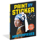 Paint-By-Stickers - Masterpieces