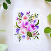 All the Purple Flowers Watercolor Paint Kit